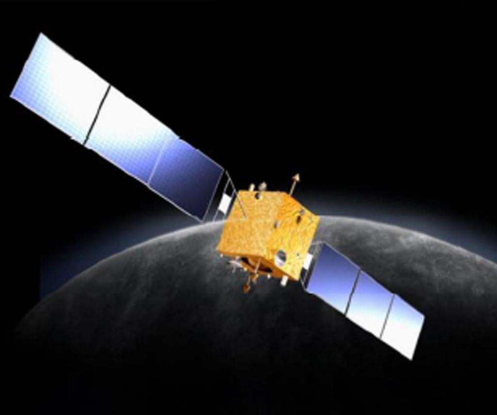 misja Chang`e 1, hel-3, Księżyc