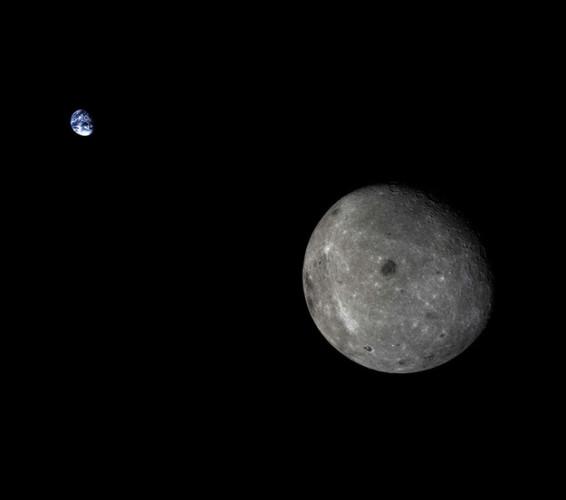 misja chińska Chang`e, podbój Księżyca, hel-3