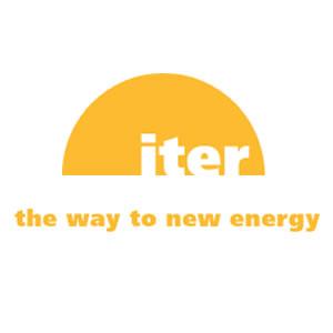 ITER, fuzja, logo